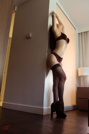 Georginette outcall escort in Callaway FL