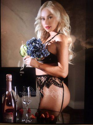 Albertine live escort in Bay St. Louis